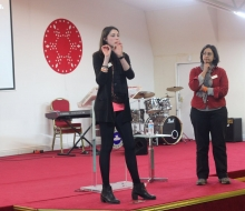 Speakers from Depression Alliance in Croydon Speaking about depression